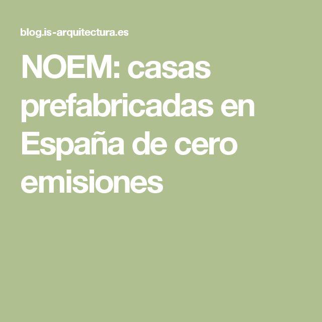 M s de 25 ideas incre bles sobre casas prefabricadas - Casas prefabricadas en espana ...