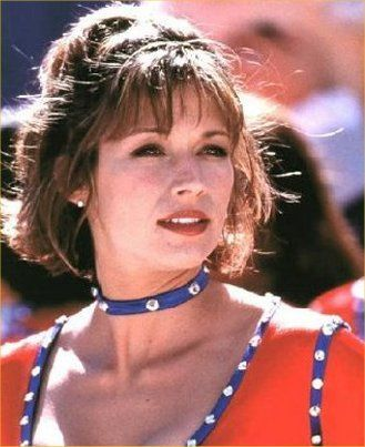 "Brooke Langton in ""The Replacements"" 