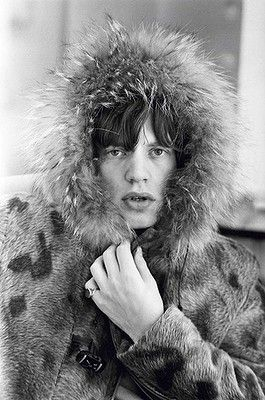 Mick Jagger, London, 1964. Photo: Terry O'Neill.