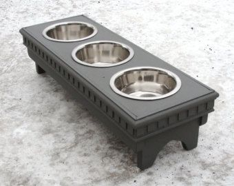 dog-proof cat food and home station - Google Search