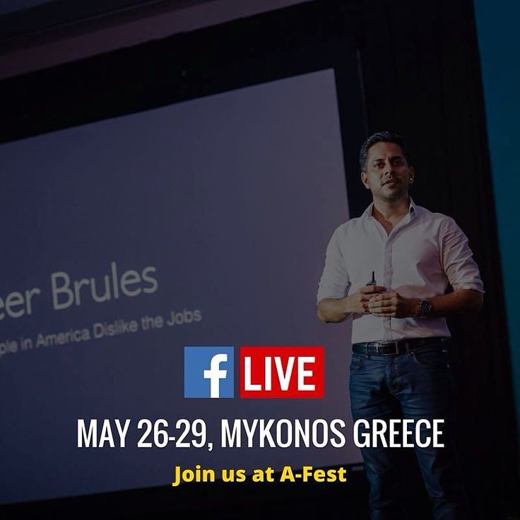 Missing the fun at A-Fest Greece? We've got your FOMO covered  tune it to our Mindvalley Academy Facebook page for sneak peeks and Q&A with our keynote speakers including Dave Asprey JJ Virgin Mark Hyman Psalm Isadora Emily Fletcher and more! #mindvalley