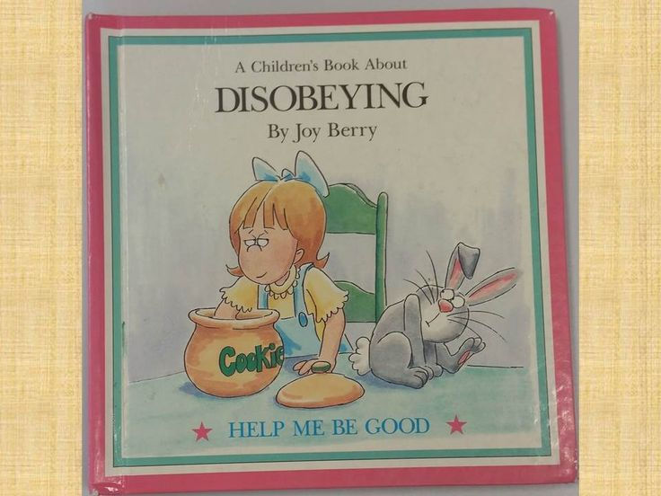 A Book about Disobeying