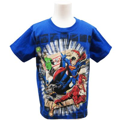 JUSTICELEAGUEジャスティスリーグ半袖Tシャツカットソー