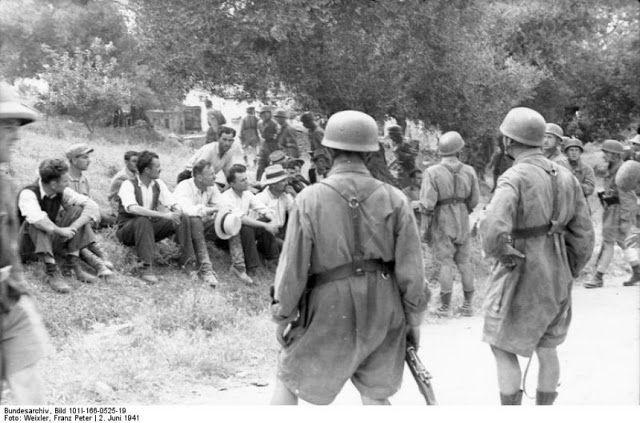 ΚΡΗΣΕΛΛΗΝ: ΚΟΝΤΟΜΑΡΙ ΧΑΝΙΩΝ...1941