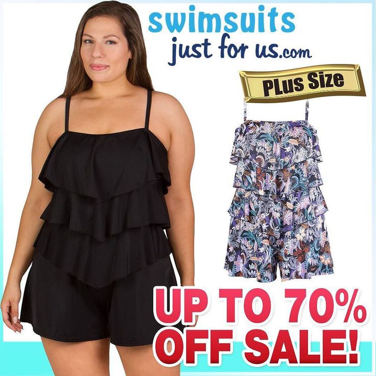 "You will find all kind of BEAUTIES in our 2017 UP TO 70% OFF Swimwear Clearance SALE! Shop our website ""Sale and Clearance"" section for discounted Plus Size Swimwear and enjoy the savings!!!  Sizes 16W-32W. PLUS get free shipping: USE CODE C2017 at checkout #shopplussize #curvyfashion #plussizeswimwear #plussizefashion #loveyourcurves #shopplussize #plussize #fashionnews #curvyfashion #plussizeswimwear #psblogger #psblog #loveyourcurves #realwomenhavecurves #shopplussize #swimsuitonline…"