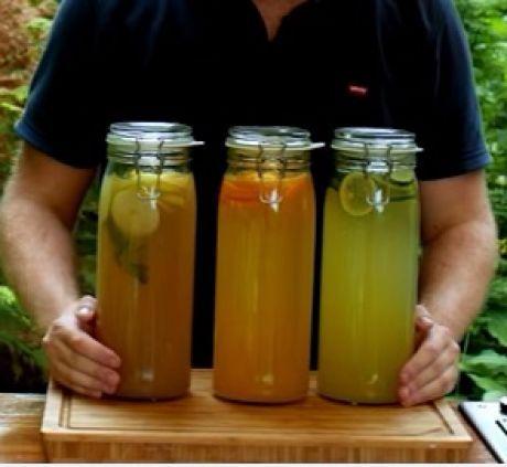 Топ-3: Домашние быстрые лимонады