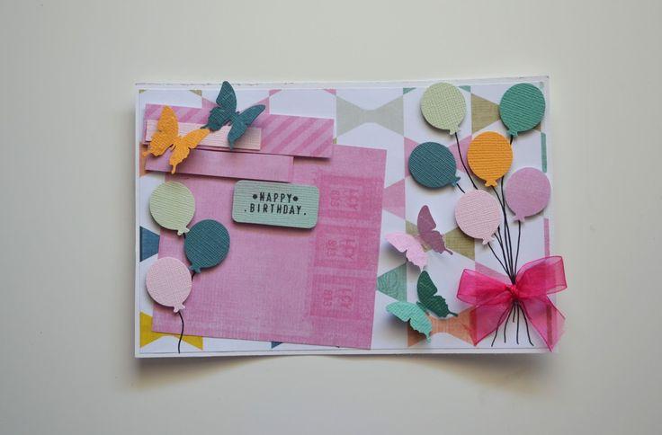 manualidades para cumpleaños de hombre con papel | Con manos de papel: TARJETA DE CUMPLEAÑOS