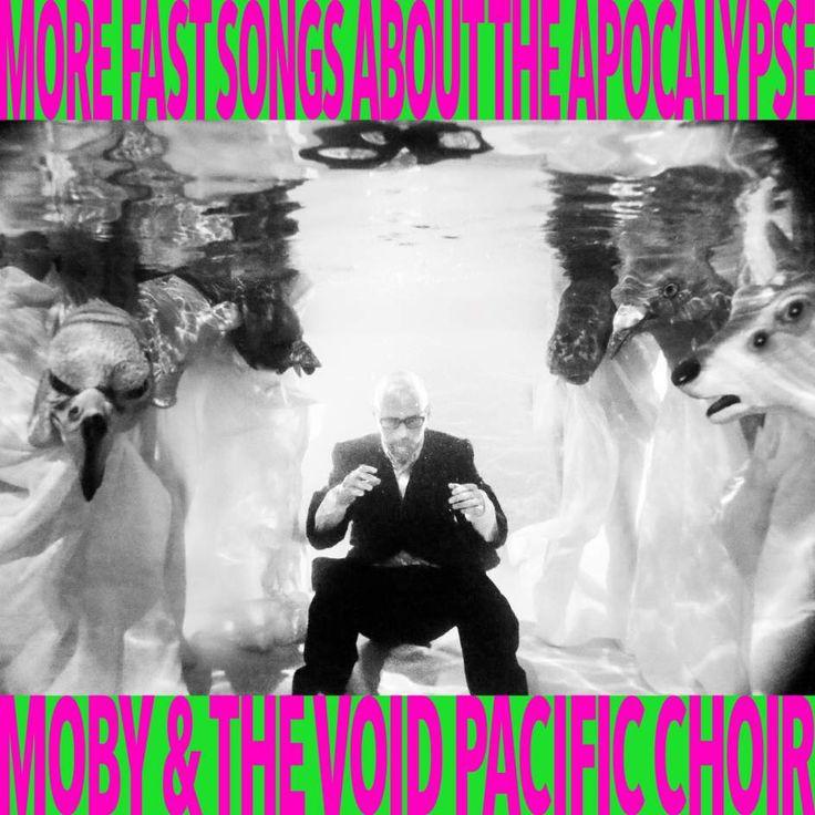 Moby publica su último disco gratis a través de WeTransfer | 20minutos.es