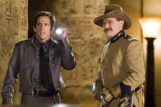 Robin Williams Leaves Behind Four Movies Including 'Night at the Museum 3' - TheWrap