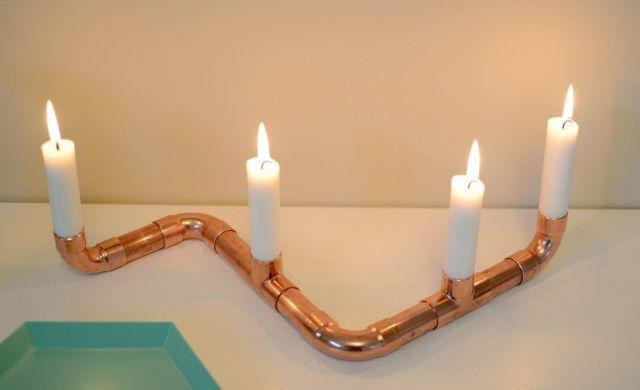78 best copper lamp diy images on pinterest lamps light for Pipe lamp plans