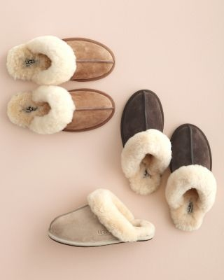 UGG® Scuffette Shearling Slippers. Just like Nuknuuk's from Costco.