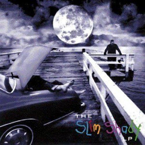 Eminem - The Slim Shady Lp [Pa] Cd