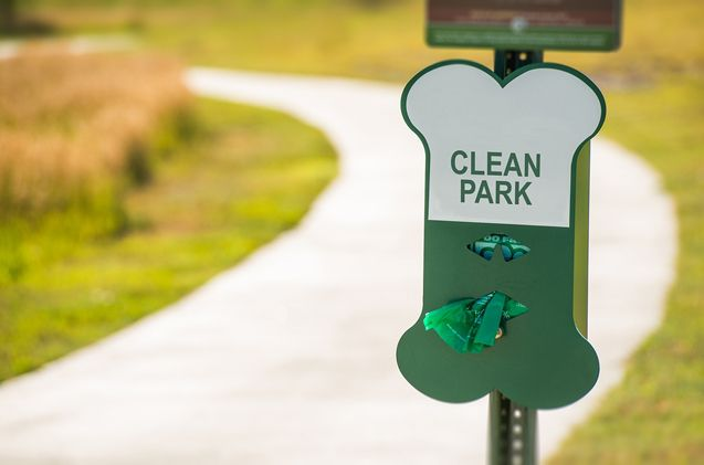 "Poop Scoop - Turns Out ""Green"" Poop Bags Aren't The Sh*t After All FTC warns dog poop companies that its 'biodegradable' waste bags aren't what they claim"