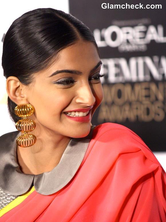 peter pan collar with a #saree blouse! Ingenious