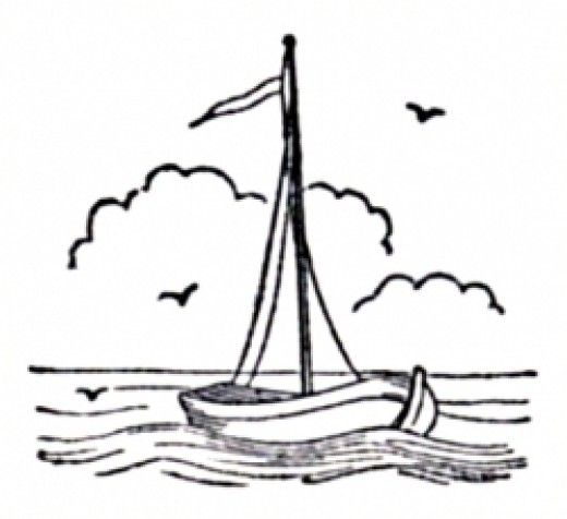 historic ship coloring pages - photo#6