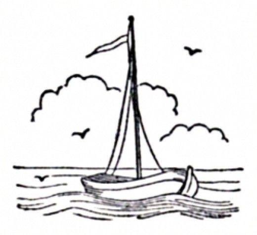british sailing warship coloring pages - photo#34