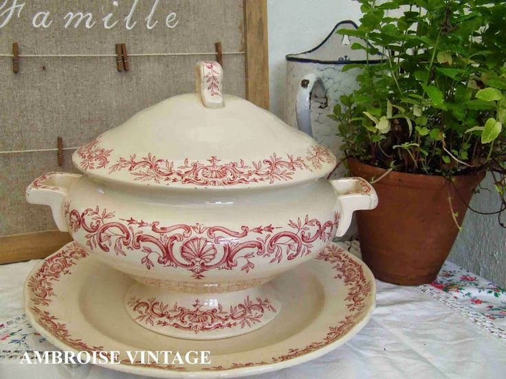 French Tureen