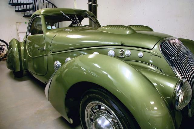 Belos Automoveis Antigos by Daniel Alho / 1937 Peugeot Darl'Mat.