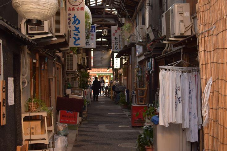 Yanaka, Taito city, Tokyo 谷中 路地裏