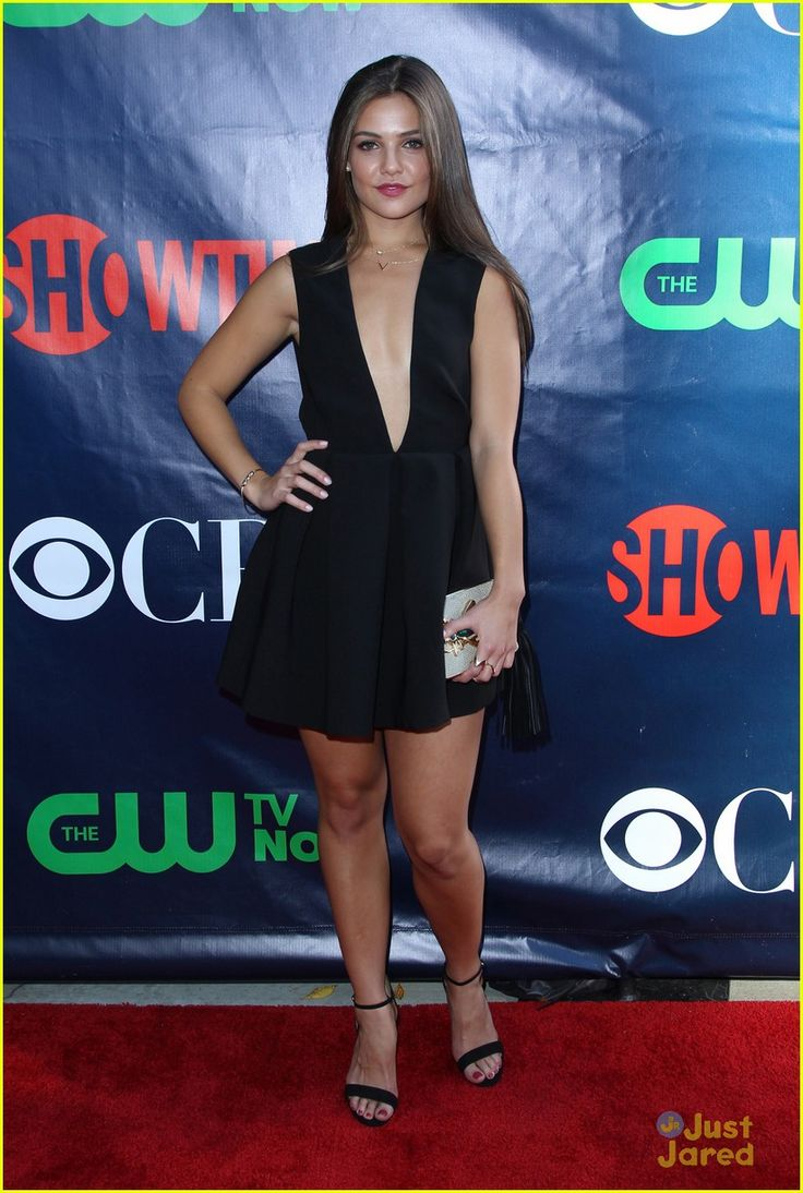 Danielle Campbell at the CW portion of the TCA Summer Press Tour 2014