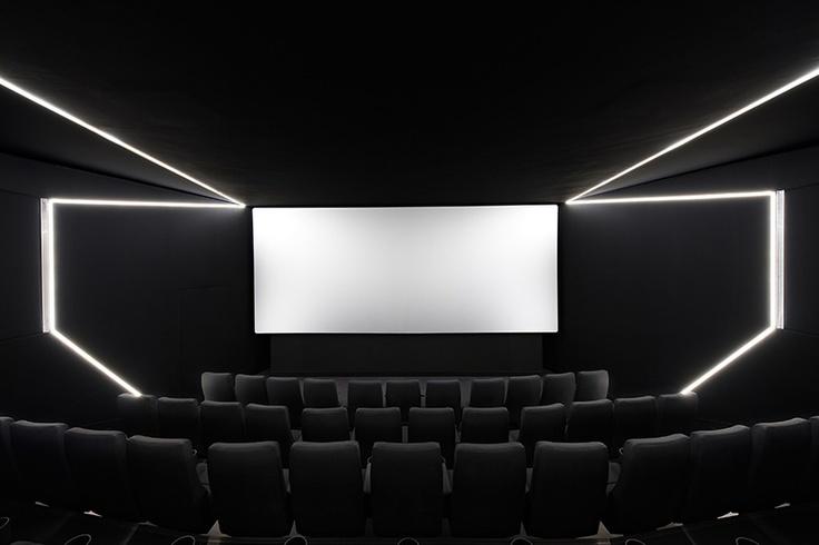 STUDIO ALEXANDER FEHRE, Movie theater