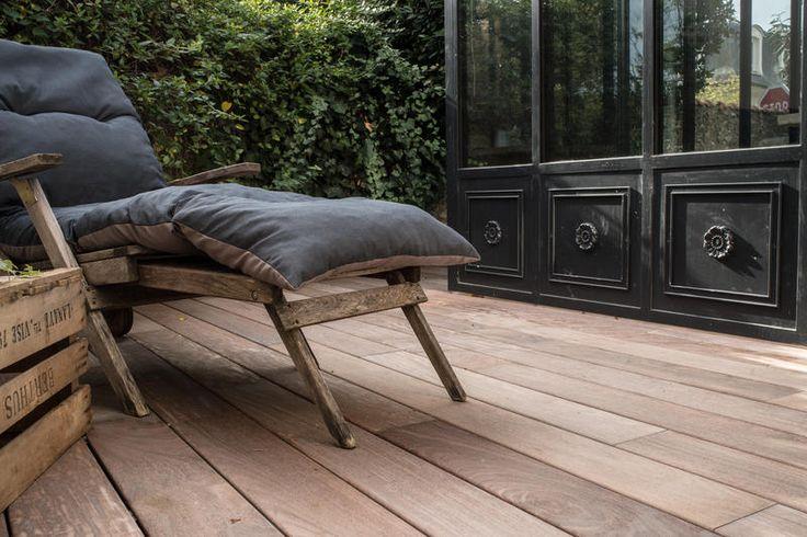 19 best terrasses en bois par la parqueterie nouvelle images on pinterest wooden decks. Black Bedroom Furniture Sets. Home Design Ideas