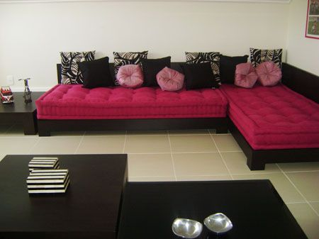 futons can maybe be used for a guest room. i think its a cute idea.