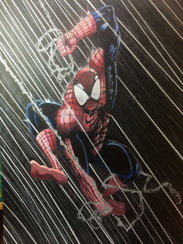 Spider Man drawing/ Artwork/ Comic/ Artist http://www.peopleperhour.com/freelancer/gregg/freelance-illustrator-comic-artis/1142246