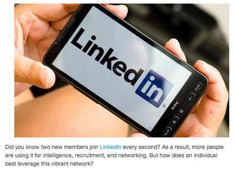 12 Resources to Improve Your LinkedIn Profile