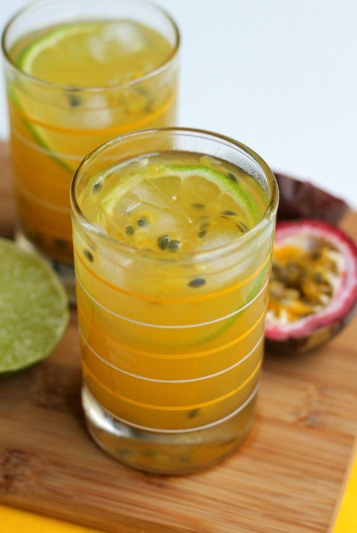 Happy Hour: Passionfruit Caprioska