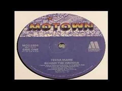 Teena Marie ( behind the groove ) better quality