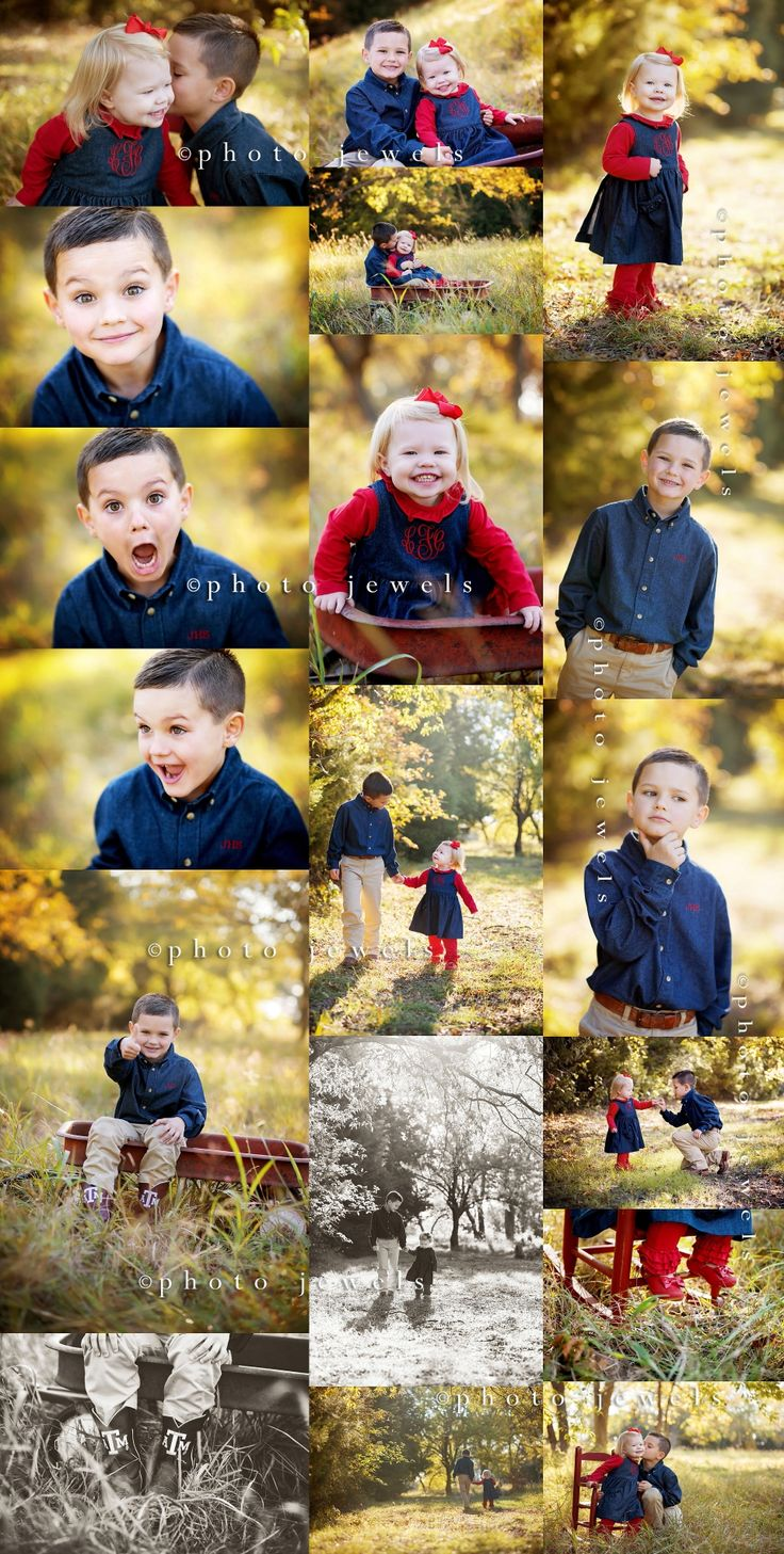 cousins, cousin photo shoot, 2 year old, 6 year old, boy and girl, fall photo shoot, photo jewels rockwall