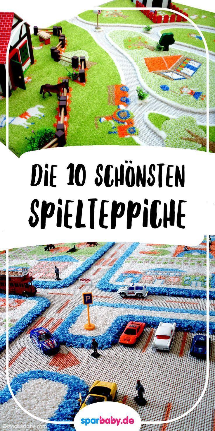 Die 10 schönsten Spielteppiche fürs Kinderzimmer