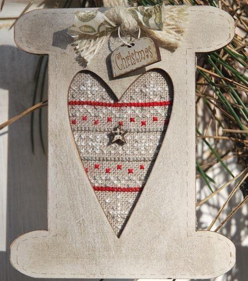 The Bee Company ~ Christmas Spool Kit