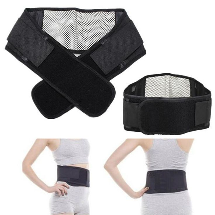 Adjustable Tourmaline Self-heating Magnetic Therapy Waist Belt Lumbar Support Back Waist Support Brace Double Banded aja lumbar #>=#>=#>=#>=#> Click on the pin to check out discount price, color, size, shipping, etc. Save and like it!