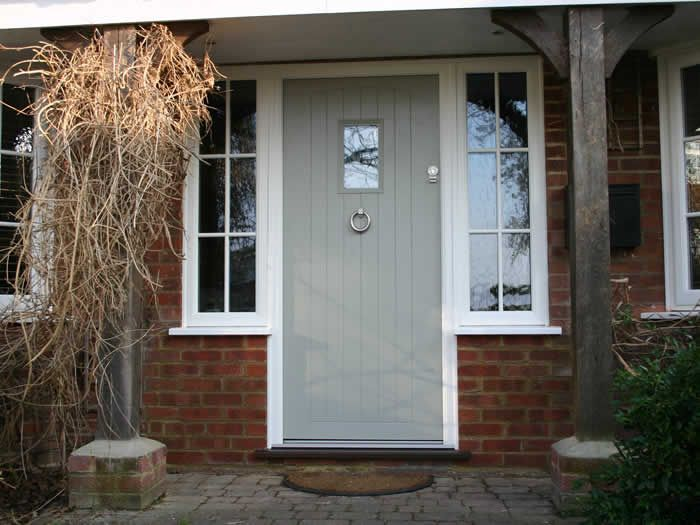 Entrance doors & front doors in Surrey, Hampshire & Berkshire