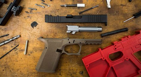 How to Build a Polymer80 for a Glock® Pistol   Brownells - Firearms, Reloading Supplies, Gunsmithing Tools, Gun Parts and Accessories