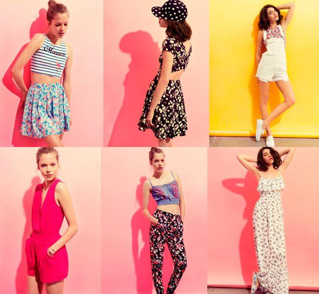 Tally Weijl Summer Collection 2014 - najciekawsze trendy!