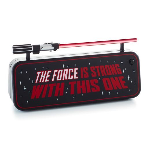 Red Lightsaber Desk Accessory