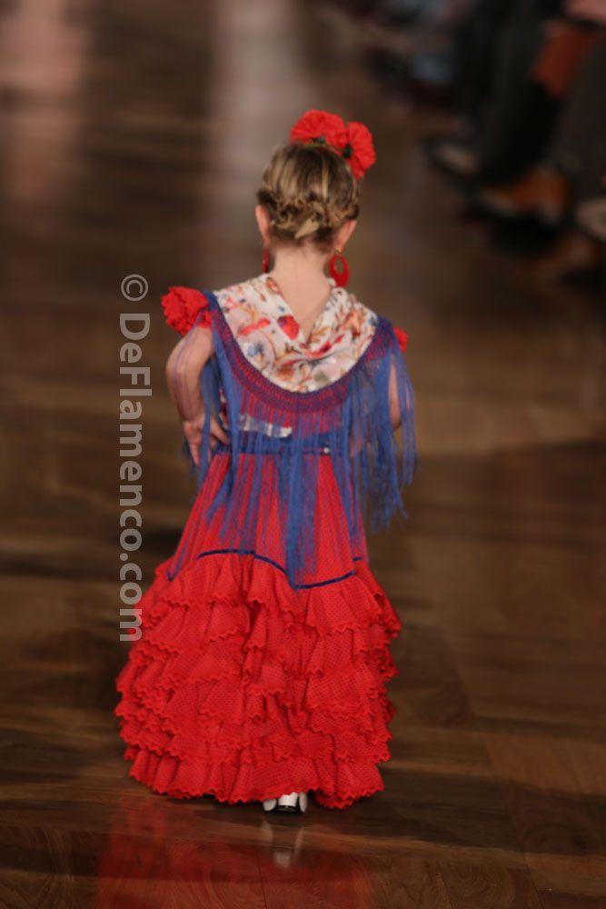 Fotografías Moda Flamenca - We Love Flamenco 2014 - Rocío Peralta- desfile infantil - Foto 14