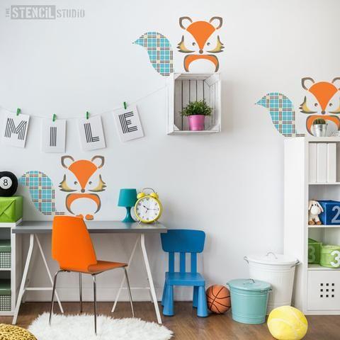 Kids Bedroom Stencils 48 best little boys room stencils from the stencil studio images