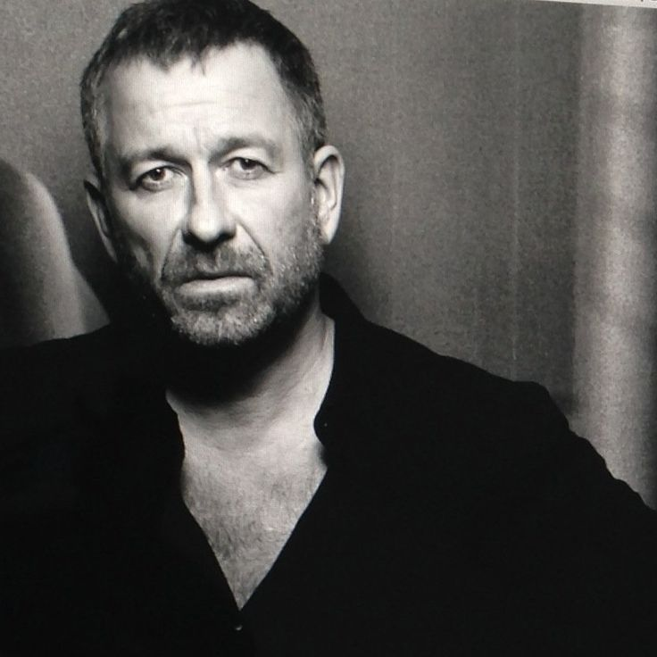 Sean Pertwee. He can be my butler anytime.