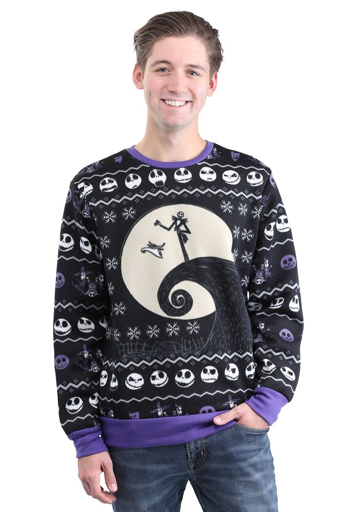 Pinterest'teki 25'den fazla en iyi Nightmare before christmas ...