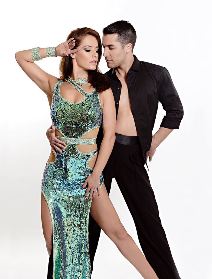 Keep an eye out for Katya Virshilas and Jared Murillo from the hit TV Show Strictly Come Dancing!