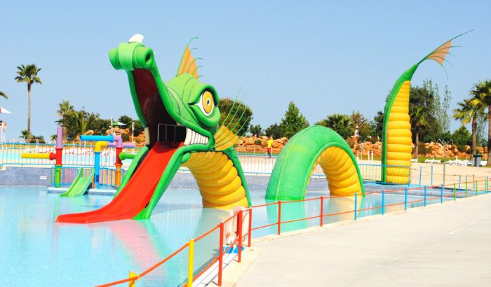 Lying at a distance of 60 km from #Ahmedabad at #Mehsana Highway, #ShankusWaterPark is the first #waterpark of the country. The #park #offers #excellent #rides for #children as well as #kids, which ranges from lazy river to the #thrilling tunnels. #amusementpark #fun #enjoy #shankuswaterparkandresort #holiday #entertainment