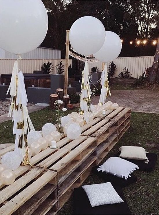 Best 25 17 birthday ideas on pinterest 17th birthday for 16th birthday party decoration ideas