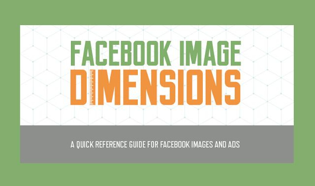 [2015 Edition] All #Facebook Image Dimensions: Ads, Posts, Timeline - #Infographic