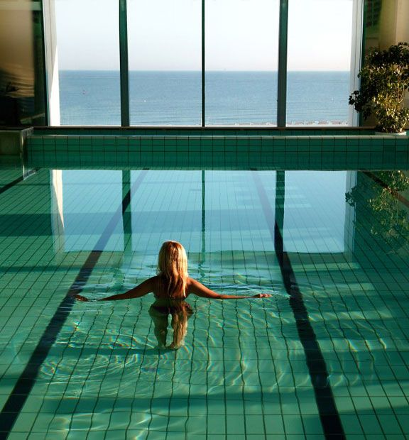 Die besten Detox-Hotels, Credit: Hotel Neptun Warnemünde