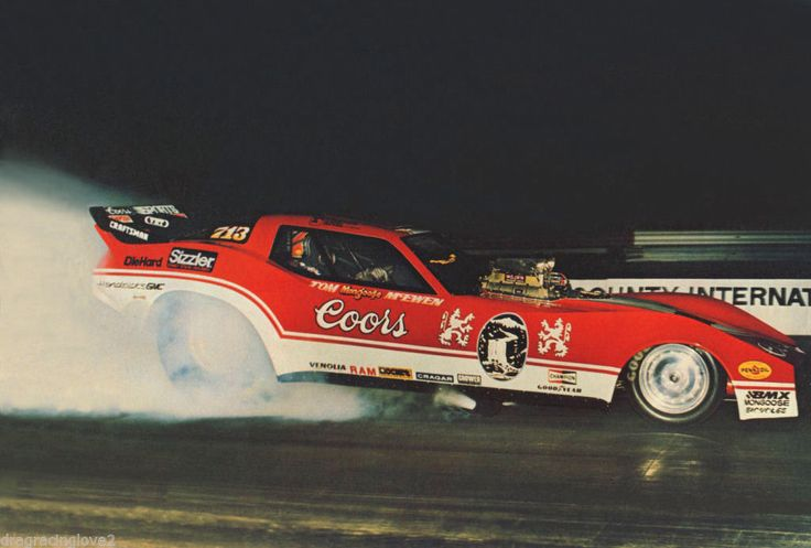 O Connor Chevrolet >> mongoose 1982 coors vette funny car at ocir   Corvettes of ...