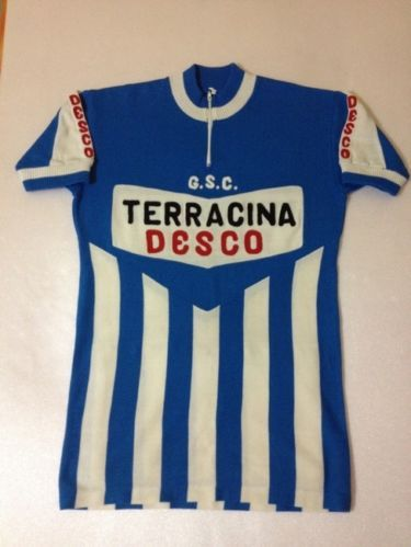 MAGLIA CICLISMO VINTAGE LANA LANETTA BICI SHIRT CYCLING JERSEY WHOOL TERRACINA | eBay